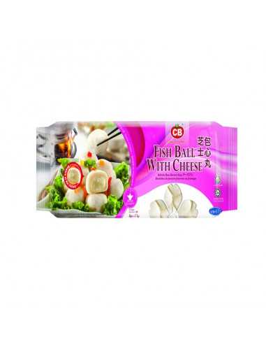 CB FISH BALL WITH CHEESE 8PCS (175G)