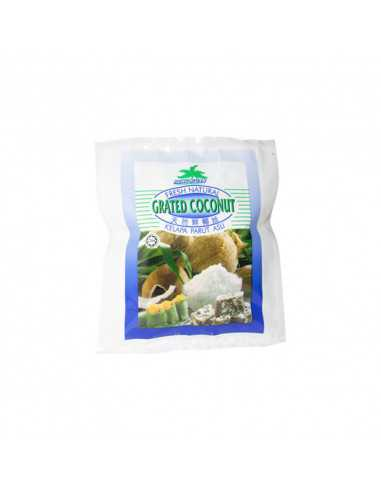 PASTEURIZED FRESH GRATED COCONUT (250g)