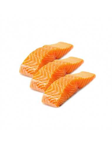 FRESH SALMON PORTION (600G)